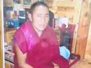 monk Tsultrim Gyatso