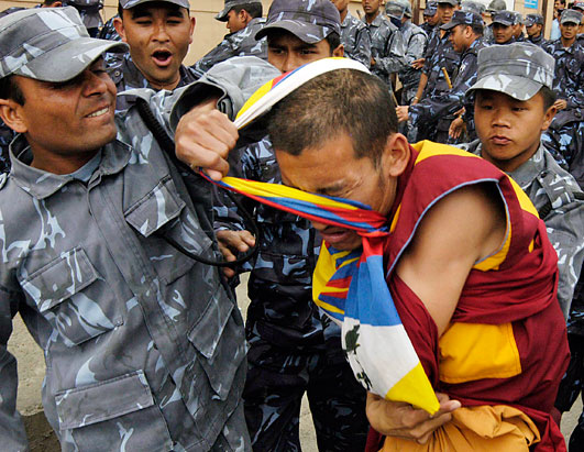 religious aspects behind the tibet china conflict The chinese government has made life hell on earth for tibetans conflict, seeking independent tibet tibet on a quarter of china's.