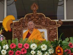 Prof Samdhong Rinpoche Photo RFA