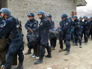 Crackdown in Ngaba Tibet Autonomous Prefecture after the wave of protests swept across Tibet in 2008 Photo: International Campaign for Tibet