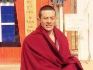 writer lobsang jamyang kirti monk