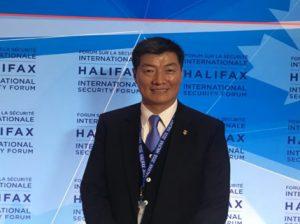 The Halifax International Security Forum Photo: Tibet.net